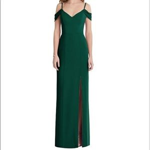 Dressy bridesmaids dress